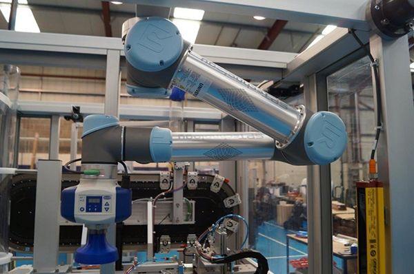 SP Technology Collaborative Robots