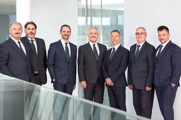 Engel Regional Sales Presidents
