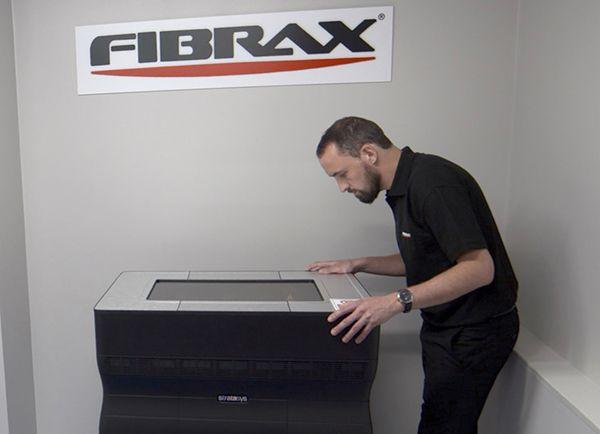 Fibrax 3D Printing