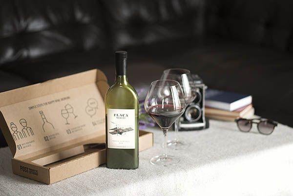 Garcon Wines - winner of Plastics Industry Awards