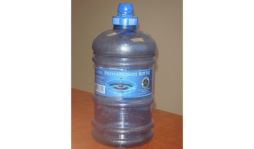 Polycarbonate bottle