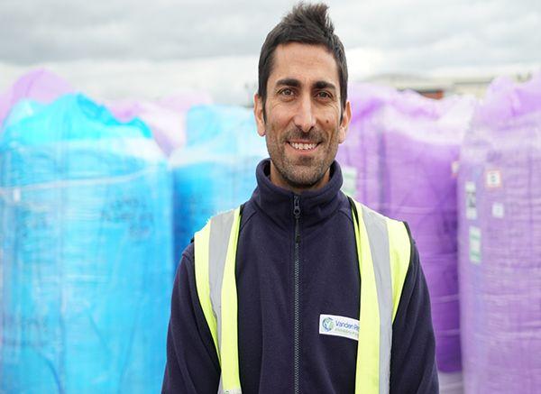 John Carapetis, Vanden Recycling