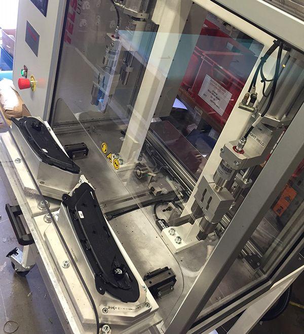 Telsonic assemble automotive sensors