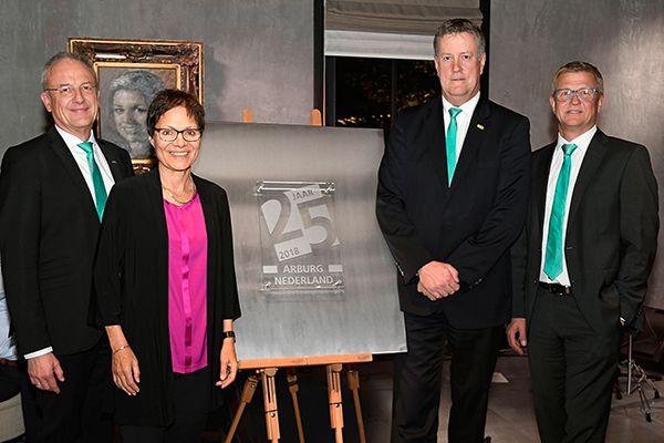 Arburg Netherlands Celebrates 25th Anniversary