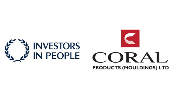 Coral & Investors in people logo