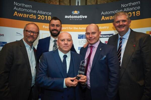 MGS Win Manufacturing Excellence Award