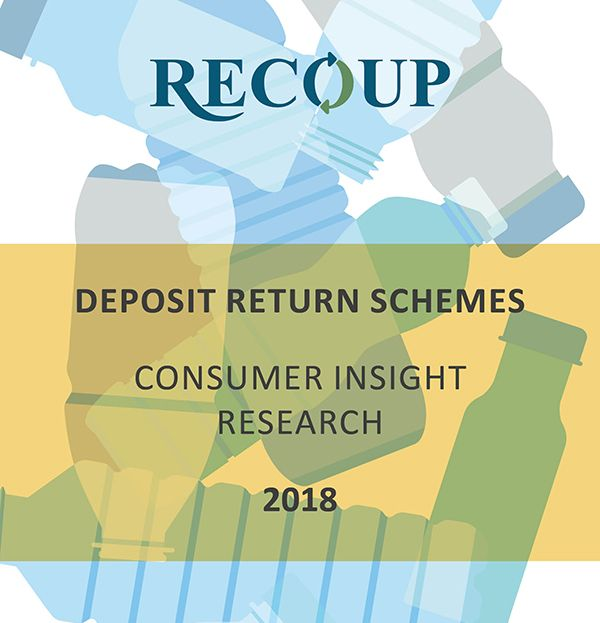 Recoup Deposit Return Scheme Cover