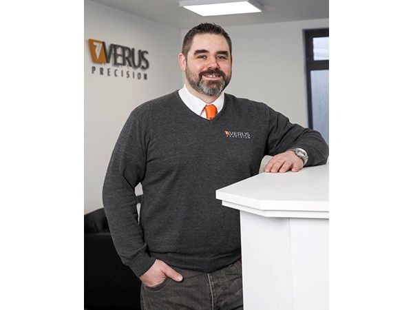 Andrew Hodson, Verus Metrology Partners