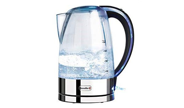 See-through Kettle