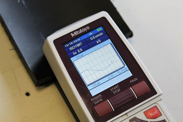 Surface Roughness Testing