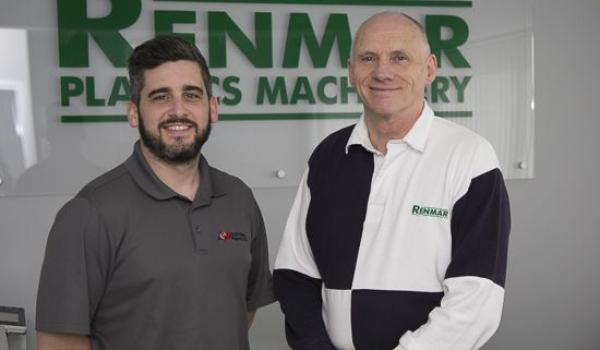 Renmar Plastics Machinery and Bunting Magnetics Collaboration