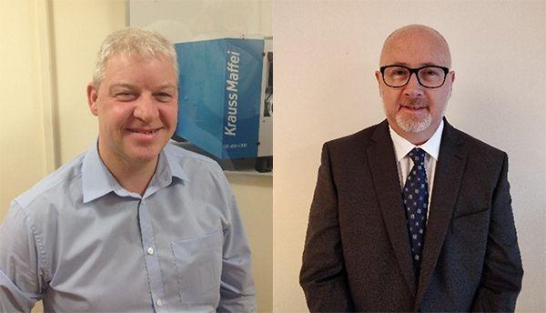 David Parry & Simon Hirst, KraussMaffei