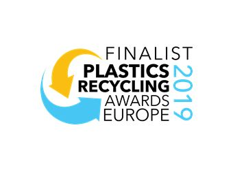 Plastics Recycling Awards Europe 2019 Finalist