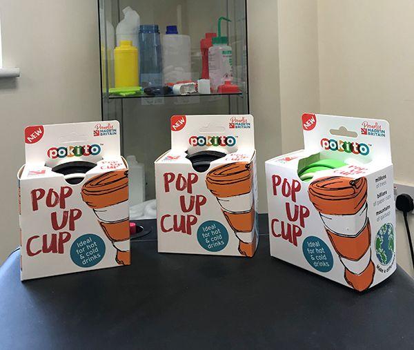 Pokito Pop up Cup