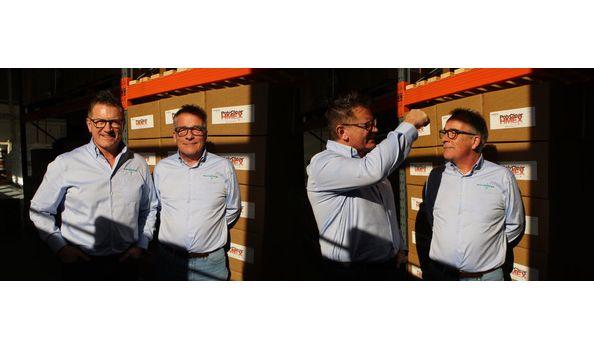 Richard Brayne-Nicholls and John Steadman, Founder Directors at Aquapurge