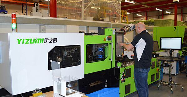 RJG Yizumi machines