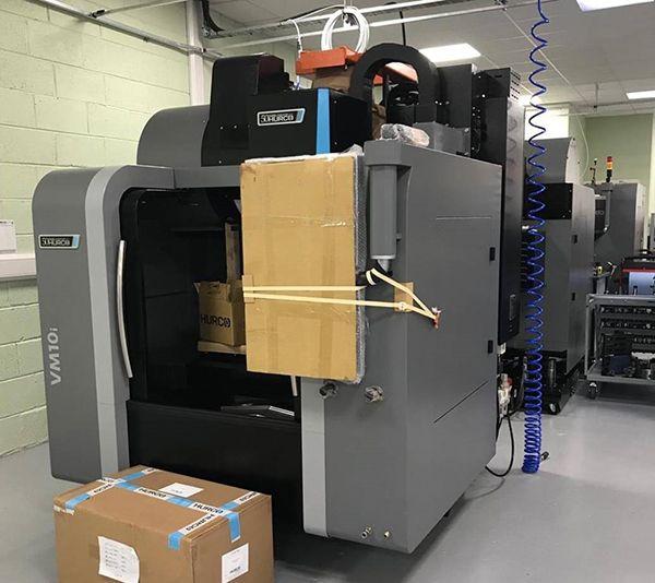 Verus CNC machine
