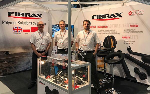 Fibrax at Exhibition