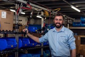 Judson Smythe, MGS Technical Plastics