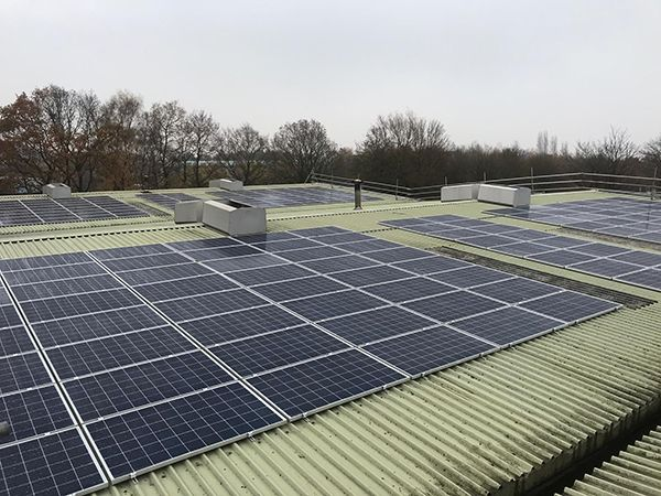 LVS Solar Panels
