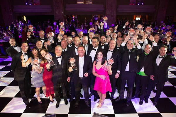 Plastics news Plastics Industry Awards 2018 winners