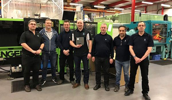 RJG Technologies Achieve Best UK Plastic Injection Moulding Consultancy Accolade