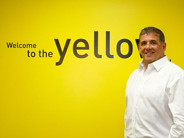 Tom Bouchier, Managing Director at FANUC UK