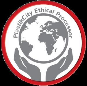 PlastikCity ethical processor logo