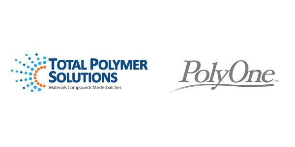 Total Polymer Solutions & PolyOne logo