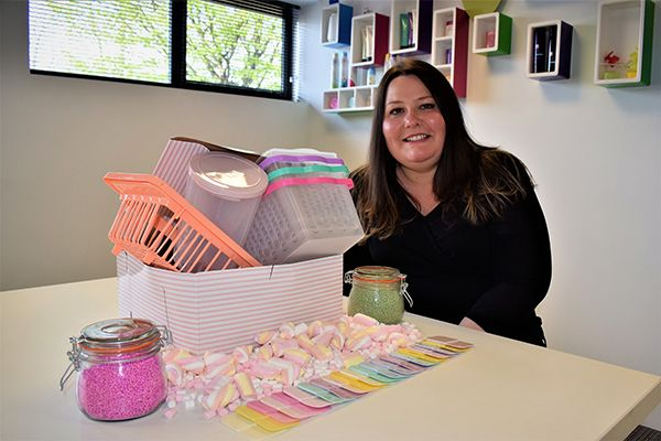 Emma Cank, Silvergate Plastics, Candy Collection