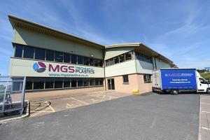 MGS Technical Plastics Building