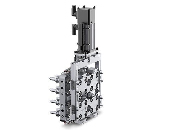 GÜNTHER valve gate system