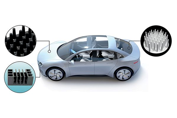 LATI thermoplastic compounds for automotive applications