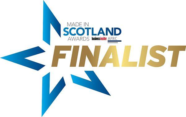 Made in Scotland Awards finalist logo