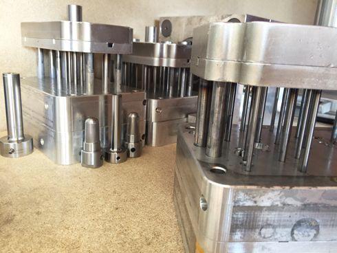 Plunkett Associates Aluminium tooling