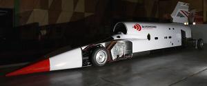 Subcon Bloodhound Land Speed Record Vehicle