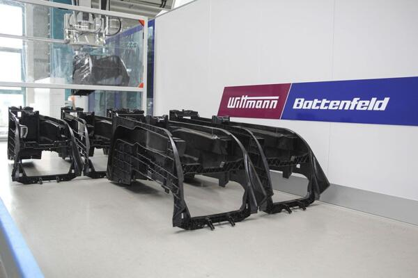 Moulded Console WITTMANN