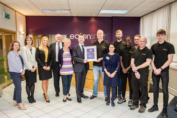 Faulker Moulds Business of the Month