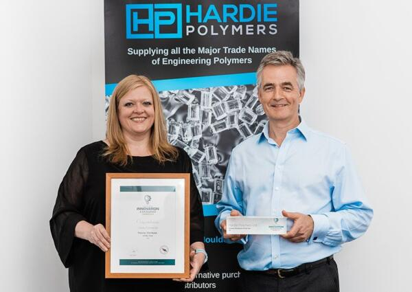 Hardie Polymers Innovation and Excellence Award