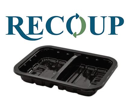 Recoup Black Plastic