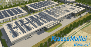 KraussMaffei Plant Plans