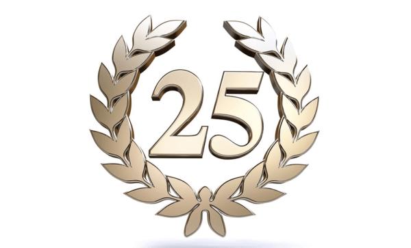 Aquapurge 25th Anniversary