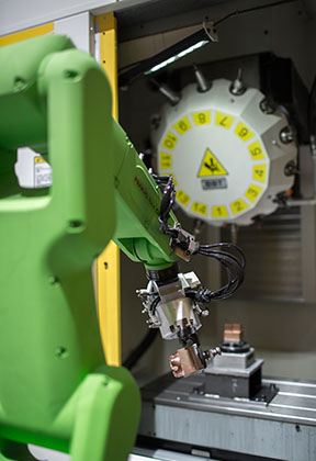 FANUC Champion Robot Integration at EMO '19 | PlastikMedia News