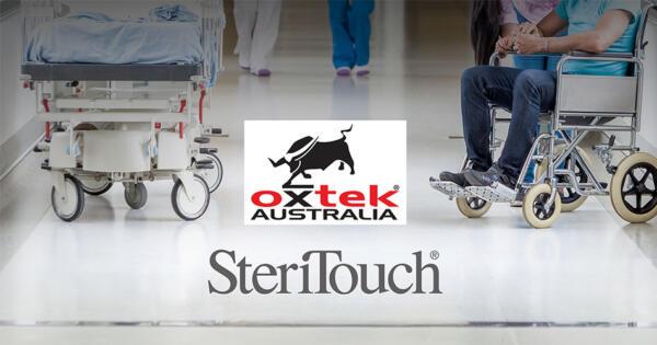 Oxtek SteriTouch Partnership