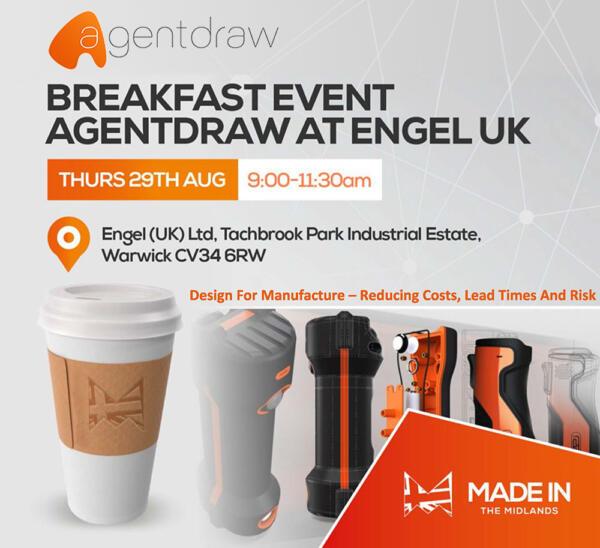 Agentdraw Breakfast Event