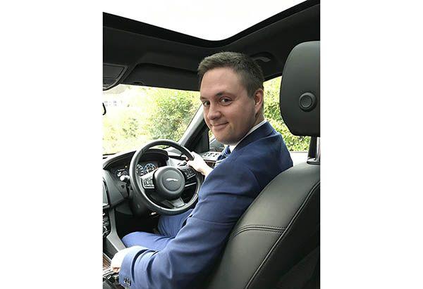 Chris Howey, Managing Director of Tantec-UK
