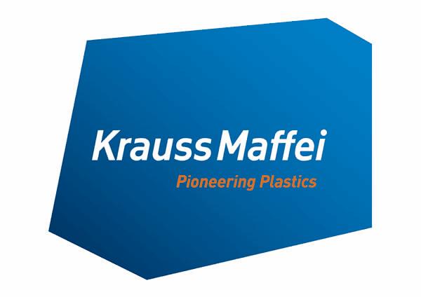 KraussMaffei - Pioneering Plastics logo