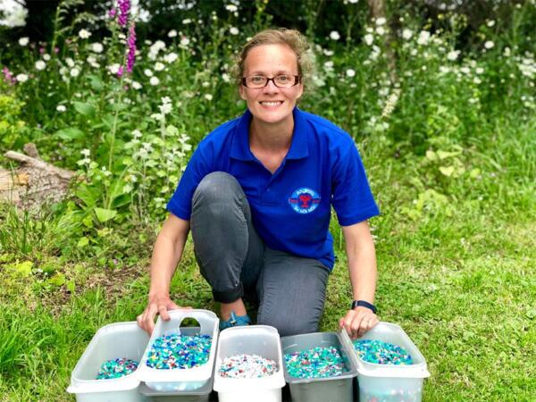 Louisa Lawrence; Marketing Manager Anglesey Sea Zoo