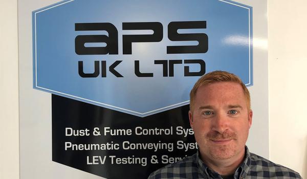 HotSeat – James Panton, Sales Manager at APS UK