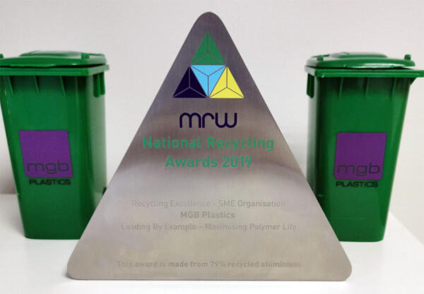 MRW Recycling Award